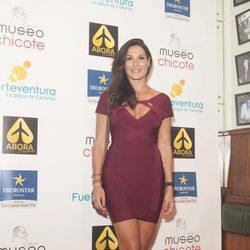 Verónica Hidalgo en los Premios Chicote 2016