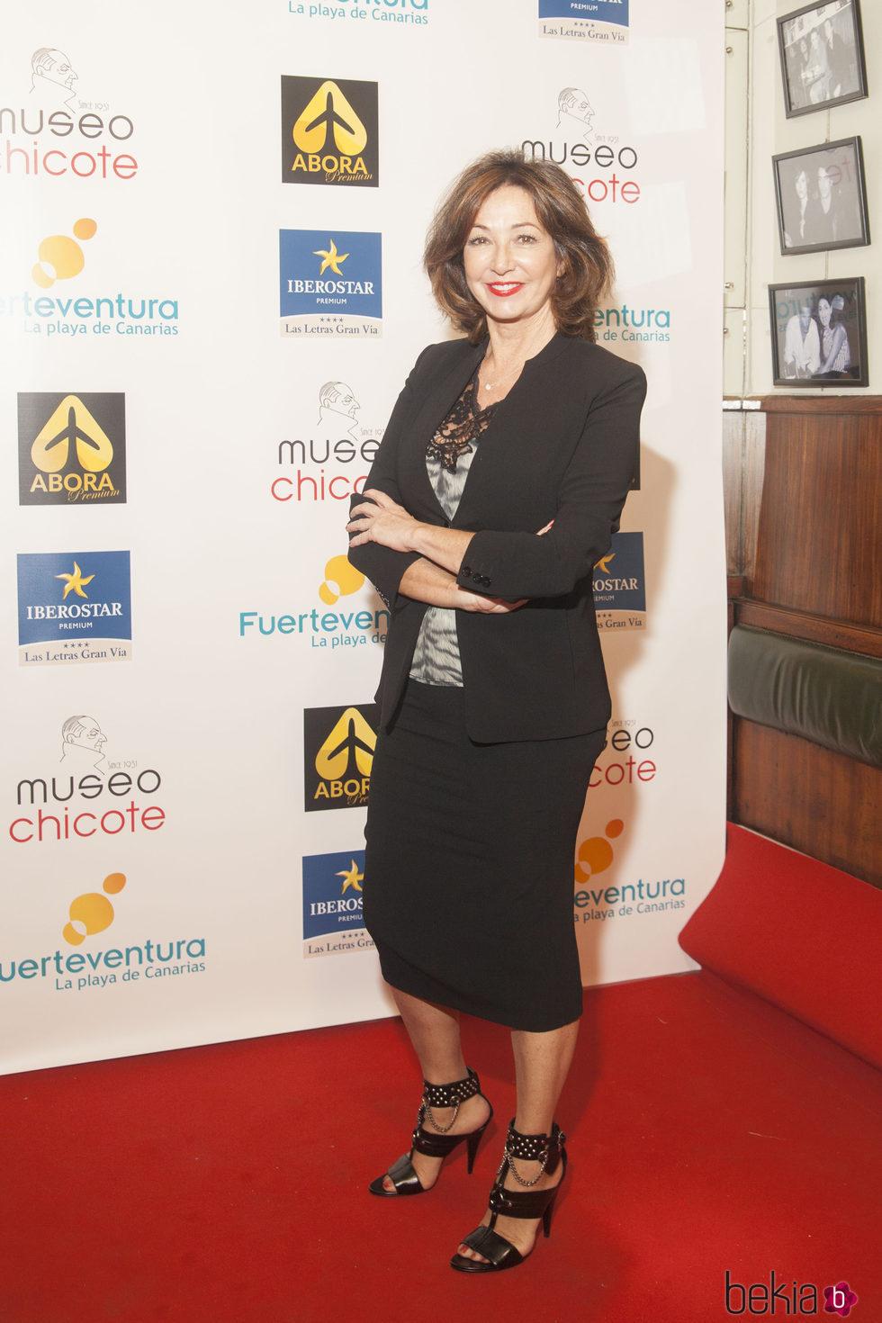 Ana Rosa Quintana en los Premios Chicote 2016 - Famosos.