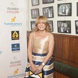Mila Ximénez en los Premios Chicote 2016