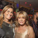 Carlota Corredera y Mila Ximénez en los Premios Chicote 2016