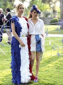 Ágatha Ruiz de la Prada y su hija Cósima Ramírez