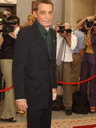 El diseñador Jesús del Pozo, fallecido en 2011