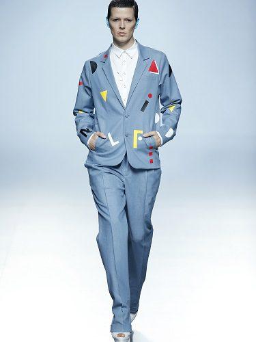 Bimba Bosé es su musa y amiga. Madrid Fashion Week 2015