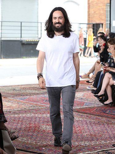 Alessandro Michele es el actual diseñador creativo de Gucci