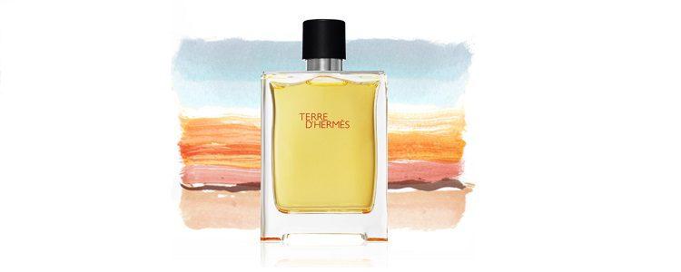 Perfume masculino Terre d'Hermès