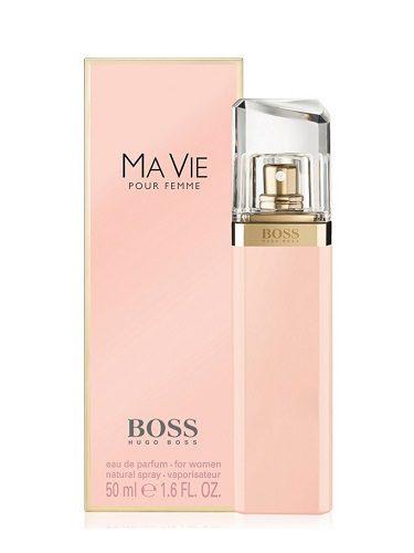 La actriz Gwyneth Paltrow puso rostro al perfume Ma Vie