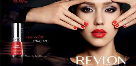 Jessica Alba para Revlon