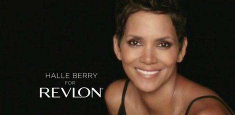 Halle Berry para Revlon
