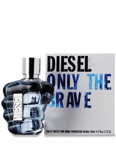 El perfume Only The Brave es el lema de la casa italiana