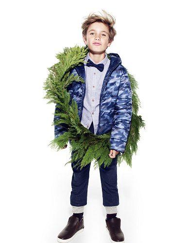 Imagen de la colección infantil para niños de la Navidad de 2016
