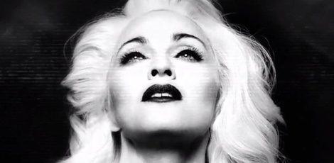 Madonna para Make up Forever