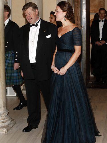 La Duquesa de Cambridge es una de sus clientas más habituales