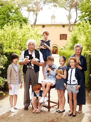 Benetton es para toda la familia