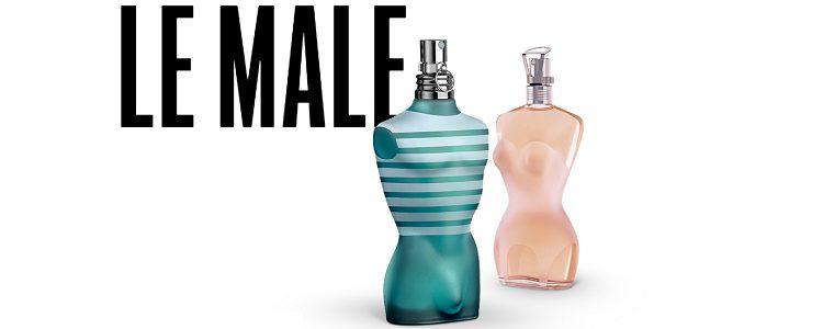 Perfumes Le Male y Classique, dos de sus fragancias de más éxito