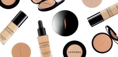 Productos de la marca Sephora