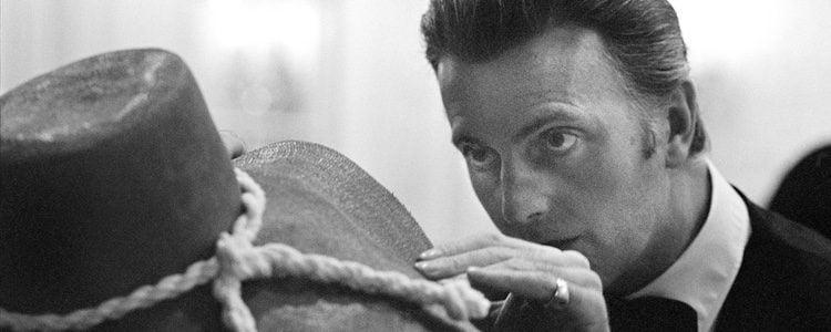 Hubert de Givenchy en sus inicios