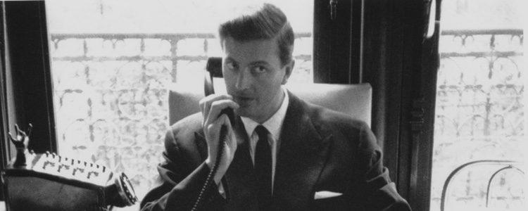Hubert de Givenchy, 1955