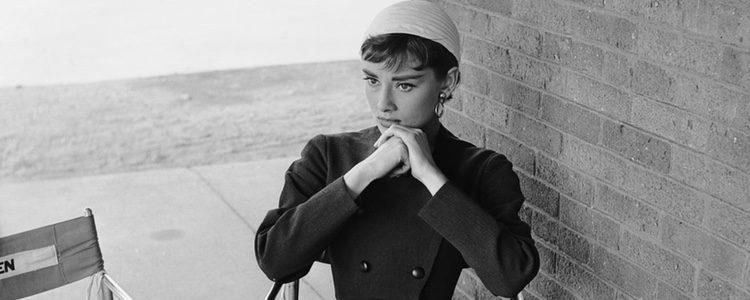 Audrey Hepburn vesstida de Givenchy, 1953