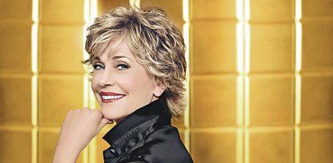La actriz Jane Fonda para L'Oréal