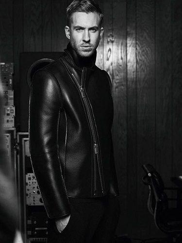 Calvin Harris es uno de sus rostros más actuales para Emportio Armani