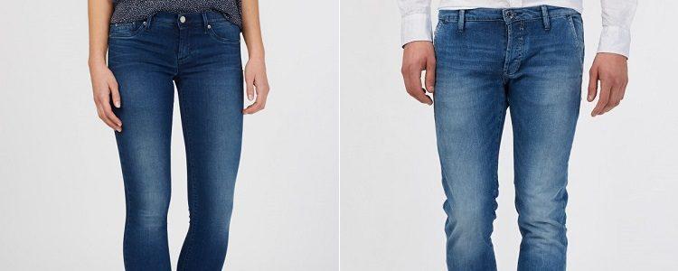 El modelo Sumatra y Albert son los dos icónos de estilo de la marca
