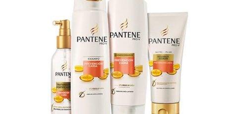 Productos de la marca Pantene
