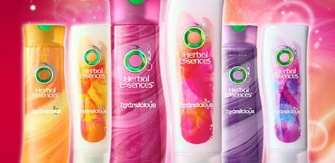 Productos de la marca Herbal Essences