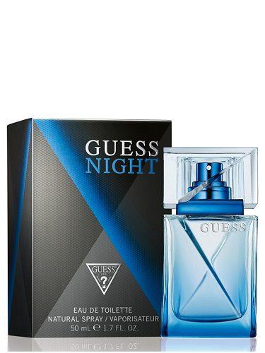 El perfume Night representa los valores de la juventud más dance y electrónica