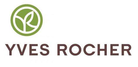 Logo de la marca Yves Rocher
