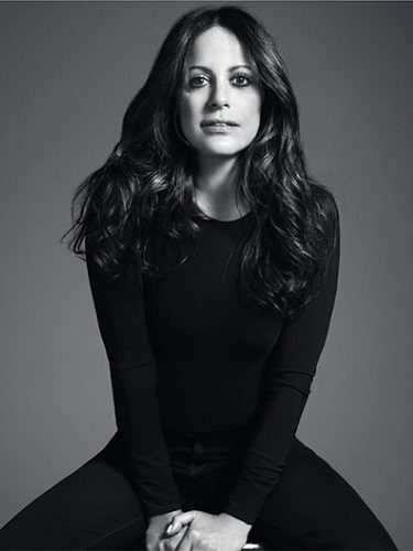 La diseñadora Jill Stuart fotografida por Mario Sorrenti