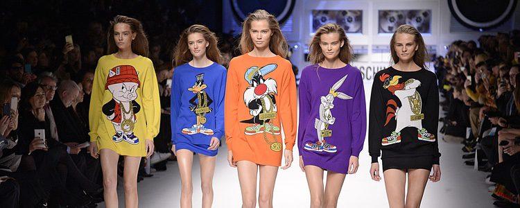 Jerseys de los Looney Tunes otoño/invierno 2015