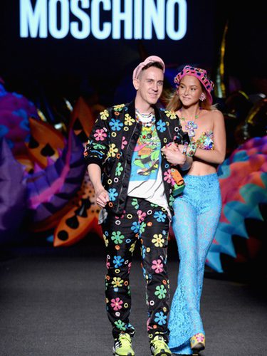 Jeremy Scott en la Milán Fashion Week