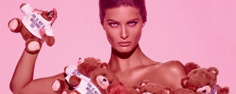 'Moschino Toy' el perfume de la firma con Isabeli Fontana como imagen