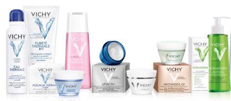 La firma Vichy es conocida mundialmente