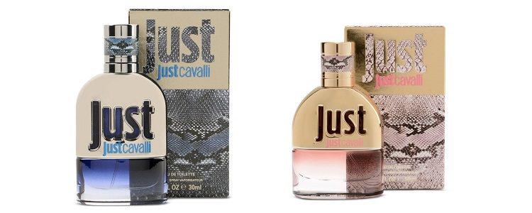 Los perfumes de Just Cavalli ponen el toque final a las creaciones de la casa