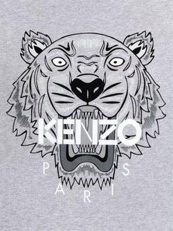 Logo de tigre de la marca Kenzo