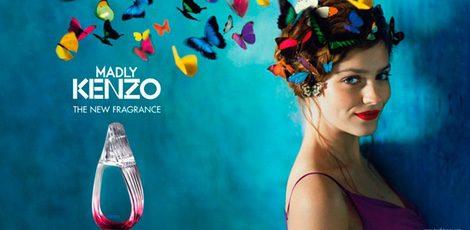 Anuncio de la marca Kenzo