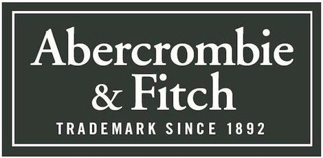 Logo de la marca Abercrombie & Fitch