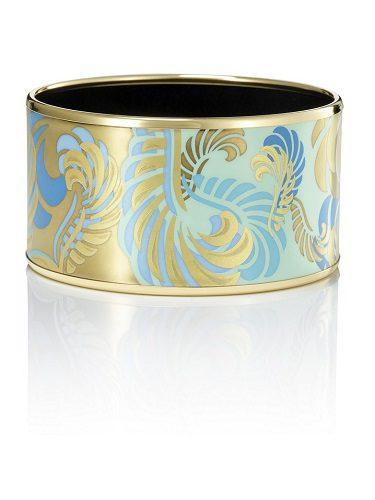 Pulsera turquesa y dorada de la colección Magic Sphinx para la temporada 2013