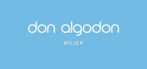 Logo de la marca Don Algodón