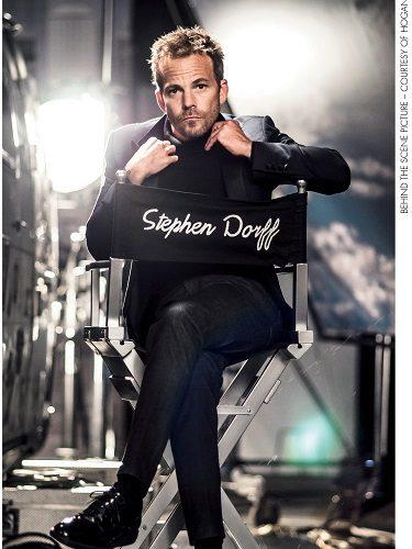 Stephen Dorff posando para la campaña Otoño/Invierno 2012/2013