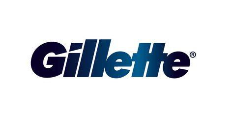 Logo de la marca Gillette