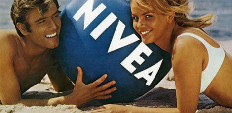 Anuncio de la marca Nivea
