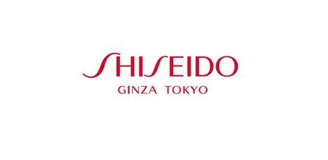 Logo de la marca Shiseido