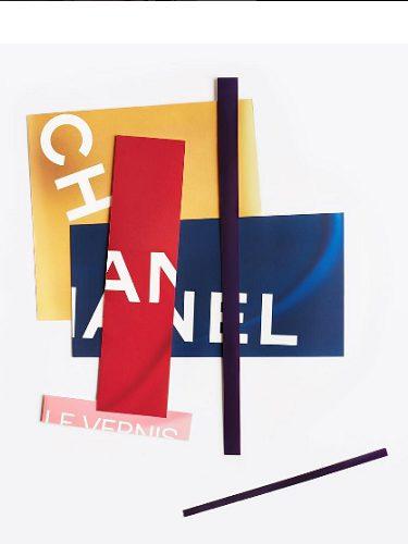 Homenaje a Malevich en Le Vernis de Chanel