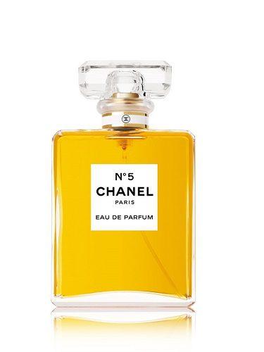 El icónico perfume Chanel nº5