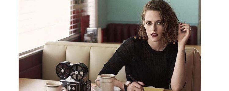 Kristen Stewart es la embajadora de la línea cosmética