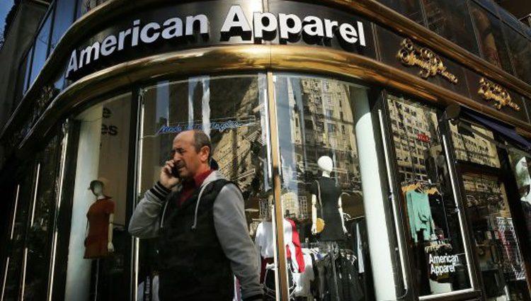 Tienda de American Apparel