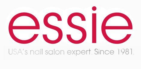 Logo de la marca Essie