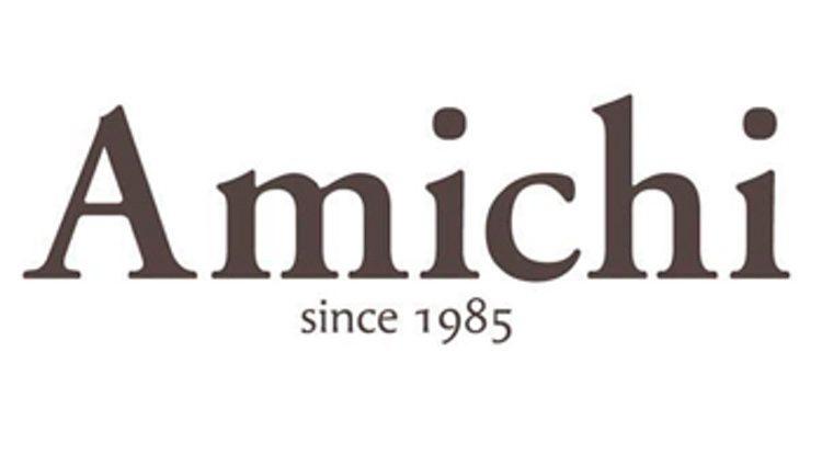 Logo de la marca Amichi